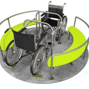 Handicap og kørestolsvenlige redskaber