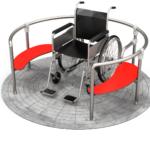 Karrusel kørestolsvenlig