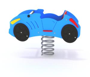 vippedyr udformet som bil